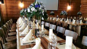 Prestieranie a výzdoba svadba