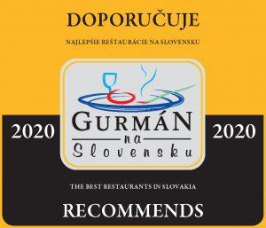 Gurmán odporúča 2020